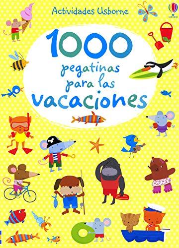 9781409528517: 1000 pegatinas para las vacaciones