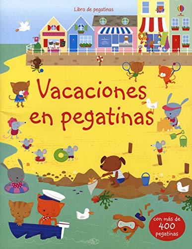 9781409528692: Vacaciones en pegatinas