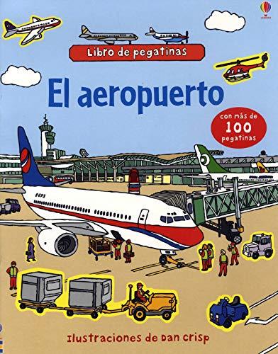 9781409528968: Aeropuerto, el - libro de pegatinas (Libros De Pegatinas)