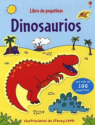 9781409529002: DINOSAURIOS - LIBRO DE PEGATINAS (Spanish Edition)