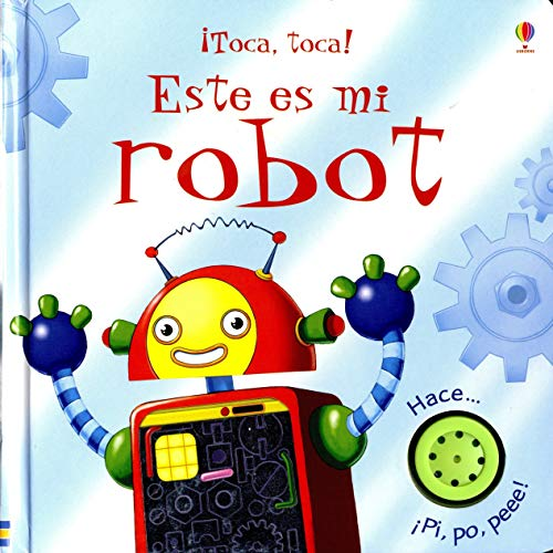 9781409529118: Éste es mi robot
