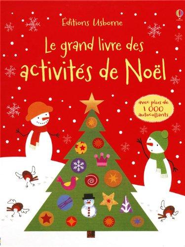 le grand livre des activites de Noël (1409529339) by Fiona Watt, Rebecca Gilpin