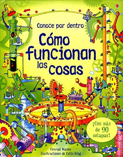 9781409529835: Conoce p/dentro COMO FUNCIONAN LAS COSAS
