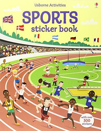 9781409530473: Sports Sticker Book (Sticker Books)