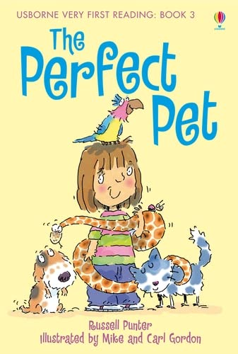 9781409530633: Perfect Pet (Usborne Very First Reading)