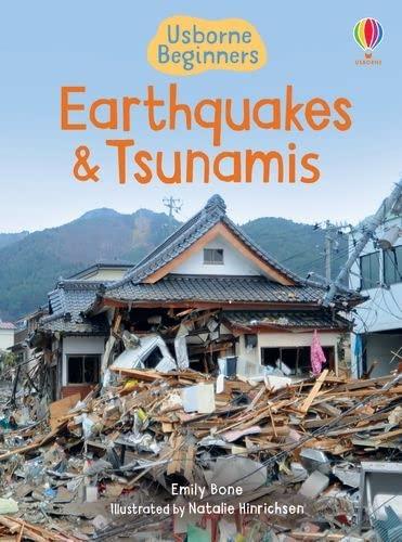 9781409530688: Earthquakes & Tsunamis (Beginners)