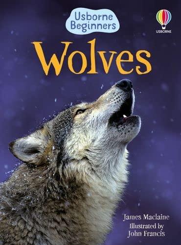 9781409530695: Wolves (Beginners)