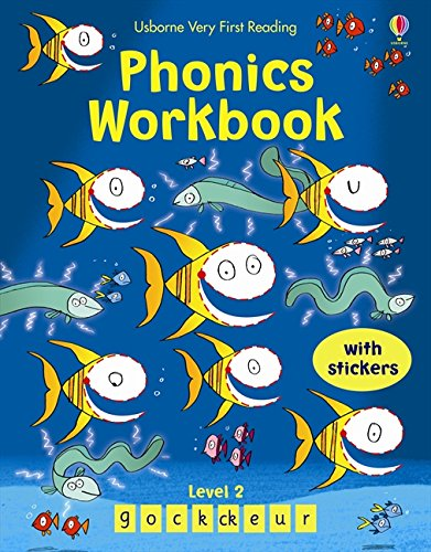 9781409530763: Phonic Workbook: Level 2 (Usborne Very First Reading)