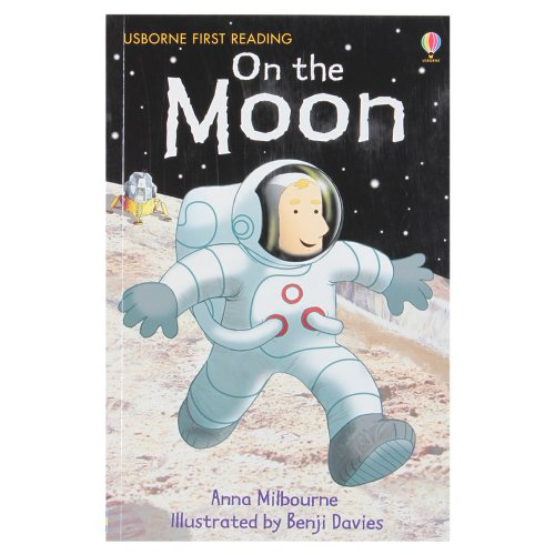9781409530879: On the Moon (First Reading Level 1)