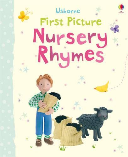 9781409531036: First Picture Nursery Rhymes (First Picture Books)