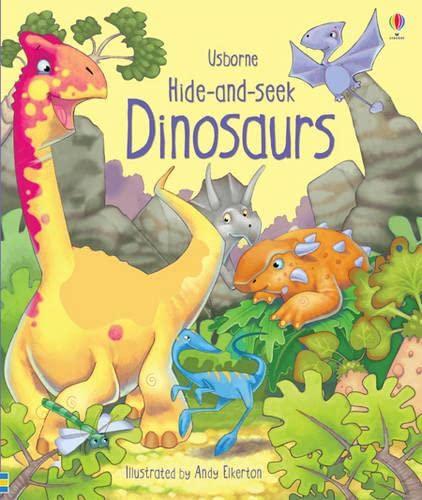 9781409531074: Hide and Seek Dinosaurs (Hide & Seek)