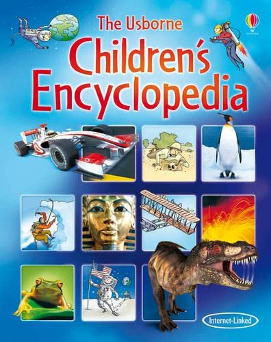 Children's Encyclopedia (Internet-Linked Reference Books) (9781409531180) by David Hancock