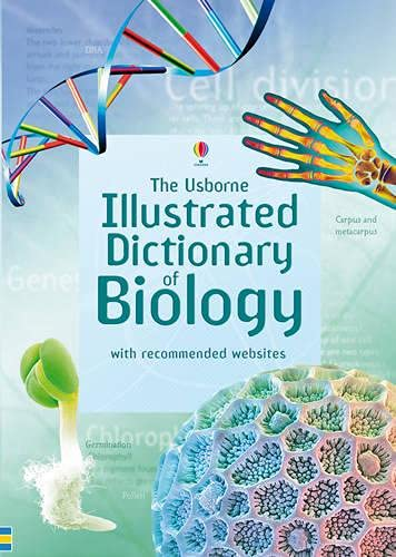 The Usborne Illustrated Dictionary of Biology: Corinne Stockley, Kuo