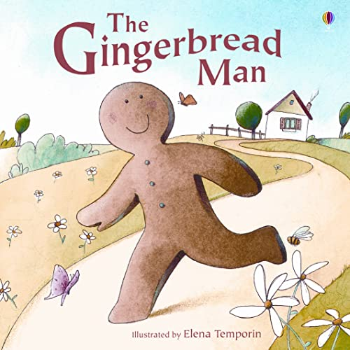 9781409531661: Gingerbread Man (Picture Books)
