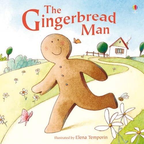 9781409531661: Gingerbread Man