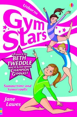 9781409531791: Summertime & Somersaults (Gym Stars)