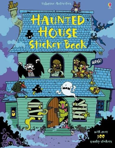 9781409532286: Haunted House Sticker Book
