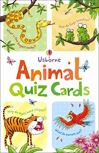 9781409532392: Animal Quiz: Quiz Cards (Activity and Puzzle Cards)