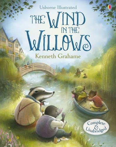9781409532712: The Wind in the Willows (Usborne Illustrated Originals)
