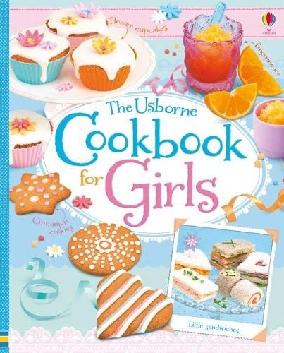 9781409532767: Cookbook for Girls