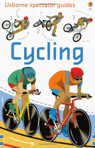9781409532798: Cycling (Usborne Spectator Guides)