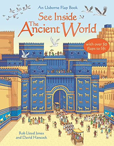 9781409532897: See Inside Ancient World (Usborne See Inside)