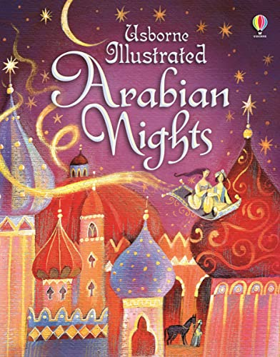 9781409533009: Illustrated Arabian Nights (Illustrated Story Collections)
