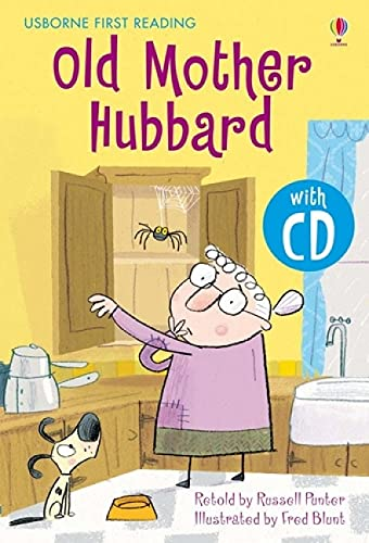 9781409533115: Ufr Level-2 Old Mother Hubbard With Cd