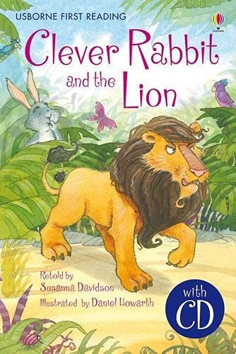 9781409533122: Clever Rabbit and the Lion (Usborne First Reading)