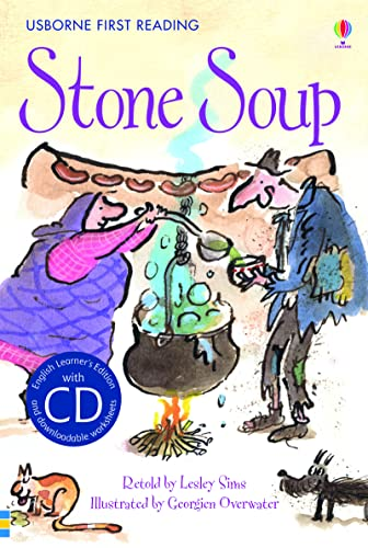9781409533245: Stone soup. Con CD Audio (First Reading Level 2)