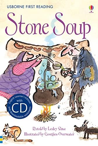 9781409533245: Stone Soup (Usborne First Reading)
