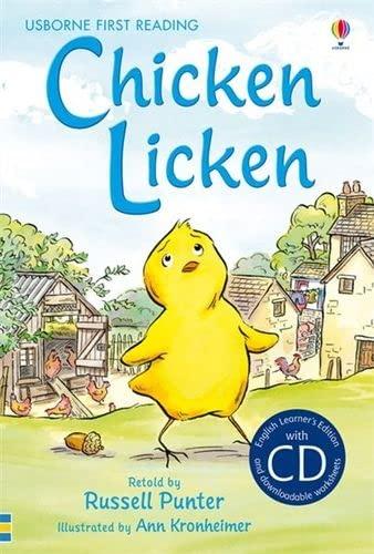 9781409533337: Chicken licken. Con CD Audio (First Reading Level 3 CD Packs)