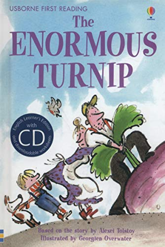 9781409533429: The Enormous Turnip (Usborne First Reading)