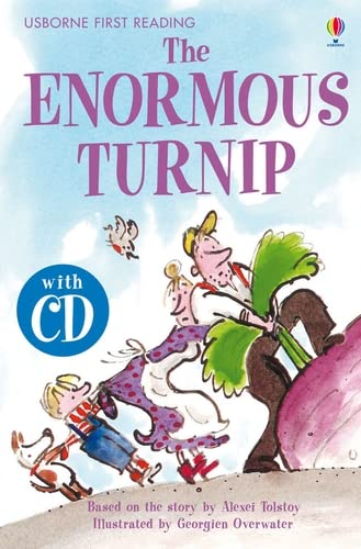 9781409533429: Enormous Turnip (English Learners)