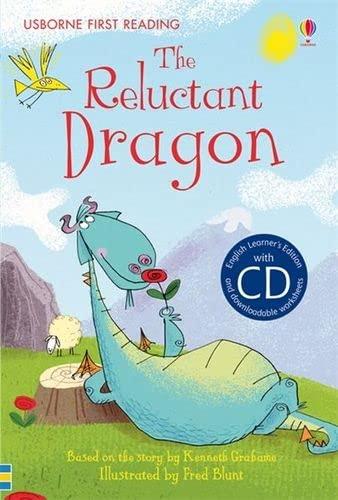 9781409533603: RECLUTANT DRAGON CD (First Reading Level 4 CD Packs)