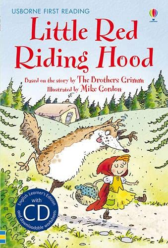 9781409533726: Little Red Riding Hood. Book + CD: Usborne English-Intermediate (Level 4) (First Reading Level 4)