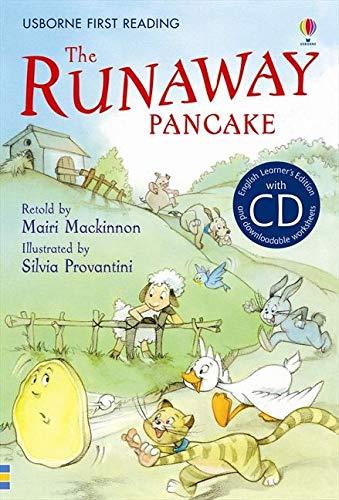 Runaway Pancake (Usborne First Reading): Mairi MacKinnon