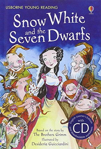 9781409533849: Snow White and the seven dwarfs. Con CD (Prime letture)