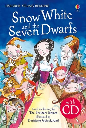9781409533849: Snow White and the seven dwarfs. Con CD
