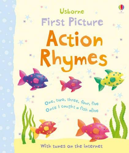 9781409534198: Action Rhymes