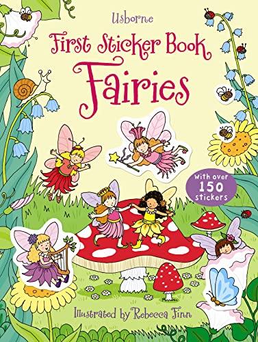 9781409534891: Fairies (Usborne First Sticker Books)