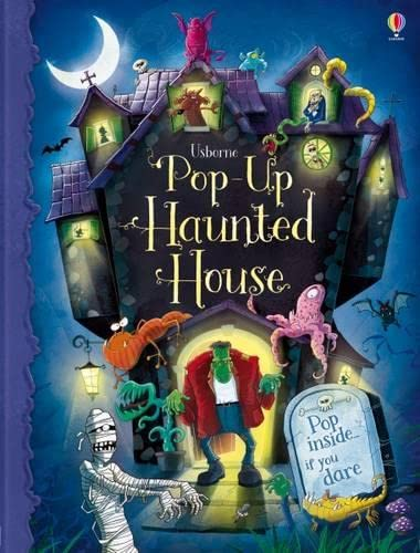 9781409535027: Pop-Up Haunted House