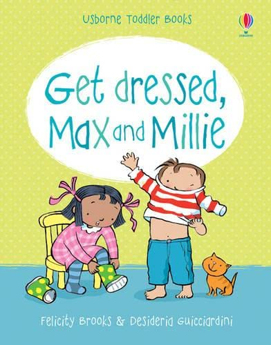 9781409535102: Get Dressed (Max and Millie)