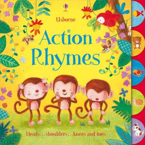 9781409535195: Action Rhymes