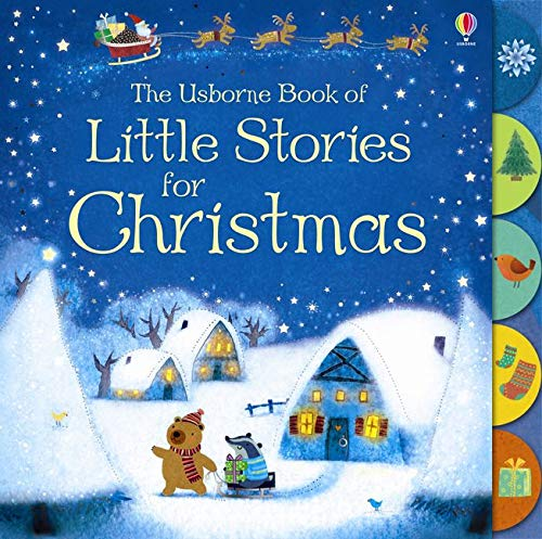 9781409535218: Little Stories for Christmas (Baby's Bedtime Stories)