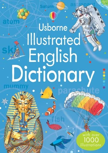 9781409535256: Illustrated English dictionary (Illustrated Dictionary)