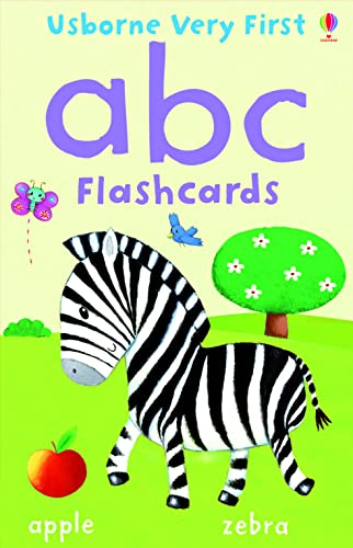 9781409535294: ABC (Very First Flashcards)