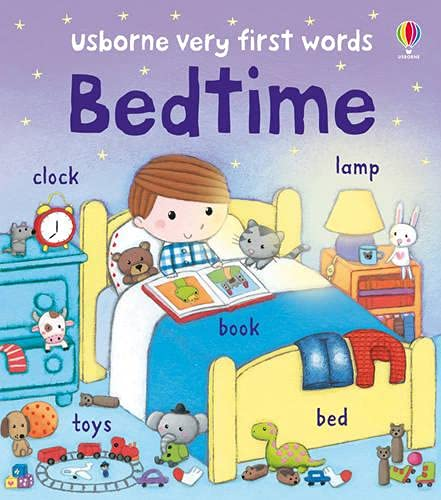 9781409535317: Usborne Very First Words Bedtime