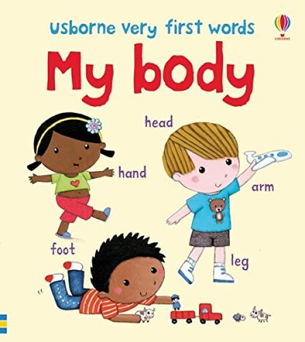 9781409535331: My Body (Usborne Very First Words)