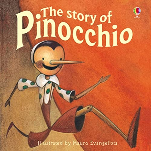 9781409535683: The Story of Pinocchio (Picture Books)
